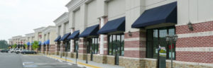 Shopping Center Cleaning in Virginia Beach, Virginia by SoftWash Pros