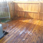 After Deck Cleaning in Virginia Beach, VA by SoftWash Pros